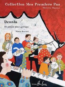 BOURNET P. DENNLA GUITARE