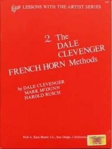 CLEVENGER D. FRENCH HORN METHODS VOL 2 COR