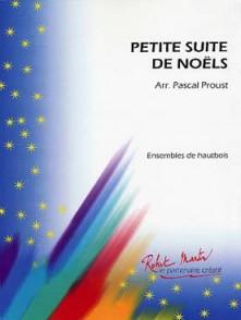 PETITE SUITE DE NOELS HAUTBOIS