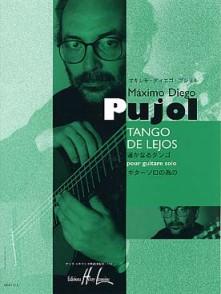 PUJOL M.D. TANGO DE LEJOS GUITARE