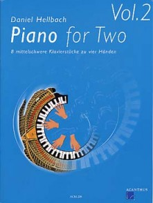 HELLBACH D. PIANO FOR TWO VOL 2