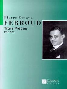 FERROUD P.O. PIECES FLUTE