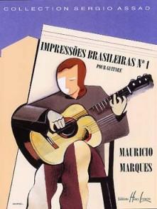 MARQUES M. IMPRESSOES BRASILEIRAS 1 GUITARE