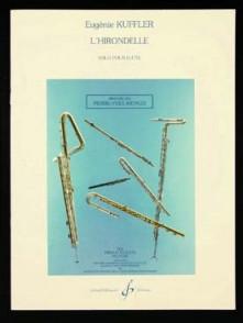 KUFFLER E. HIRONDELLE FLUTE