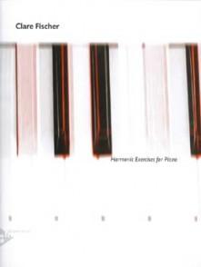 FISCHER C. HARMONIC EXERCISES FOR PIANO