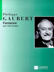 GAUBERT P. FANTAISIE FLUTE