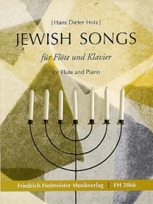 HOTZ H.D. JEWISH SONGS FLUTE