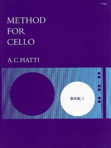 PIATTI A.C. METHOD FOR CELLO BOOK 1