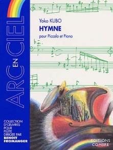 KUBO Y. HYMNE FLUTE PICCOLO