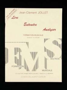 JOLLET J.C. LIRE ENTENDRE ANALYSER VOL 6 PROFESSEUR