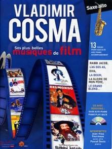 COSMA V. MUSIQUES DE FILM SAXO ALTO