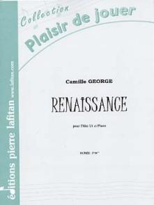 GEORGE C. RENAISSANCE FLUTE