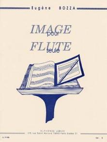 BOZZA E. IMAGE FLUTE SOLO