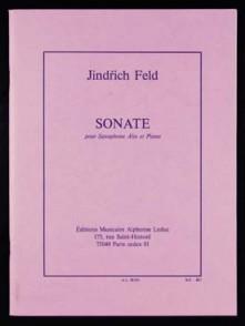 FELD J. SONATE SAXO MIB