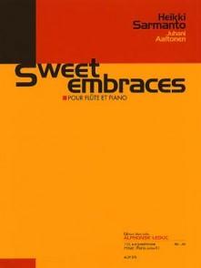 SARMANTO H. SWEET EMBRACES FLUTE