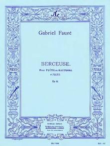 FAURE G. BERCEUSE FLUTE