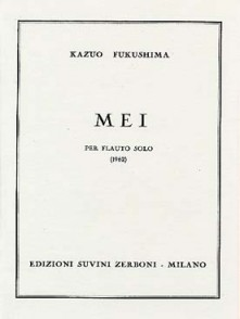 FUKUSHIMA K. MEI FLUTE SOLO