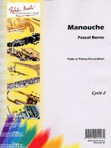 BERNE P. MANOUCHE FLUTE