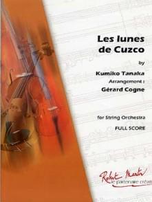 TANAKA K. LES LUNES DE CUZCO CORDES