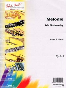 GOTKOVSKY I. MELODIE FLUTE