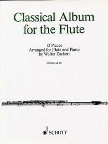 CLASSICAL ALBUM FOR THE FLUTE