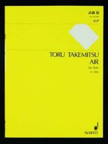 TAKEMITSU T. AIR FLUTE SOLO