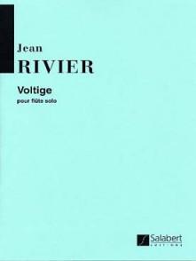 RIVIER J. VOLTIGE FLUTE SOLO