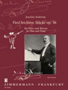 ANDERSEN J.  STUCKE OP 56 FLUTE