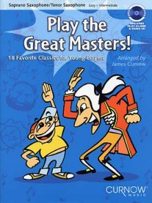 PLAY THE GREAT MASTERS SAXO SIB