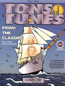 TONS OF TUNES FOR CLASSICS FLUTE