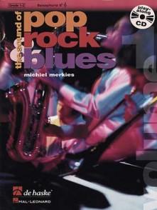 SOUND POP ROCK BLUES (THE) VOL 1 SAXO ALTO