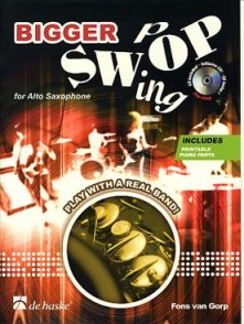 SWING POP: BIGGER SWOP  SAXO MIB