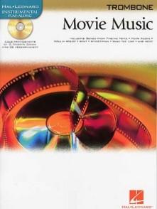 MOVIE MUSIC FOR TROMBONE