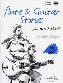 ALLERME J.M. FLUTE & GUITARE STORIES VOL 3