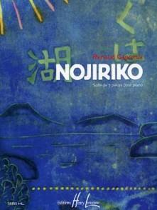 GAGNEUX R. NOJIRIKO PIANO