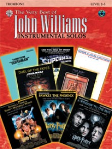 WILLIAMS J. THE VERY BEST OF INSTRUMENTAL SOLOS TROMBONE