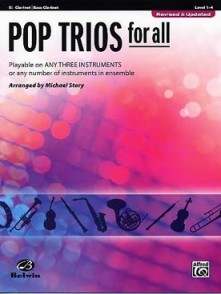 STORY M. POP TRIOS FOR ALL 3 CLARINETTES