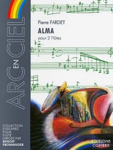 FARDET P. ALMA FLUTES