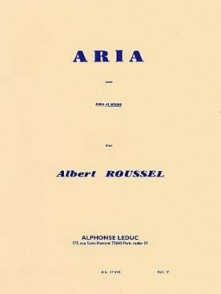ROUSSEL A. ARIA FLUTE