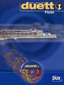 COLLECTION DUETT VOL 1 FLUTES