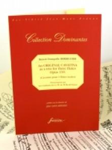 BERBIGUIER B. TR. AN ORIGINAL CAVATINA OP 110 FLUTES
