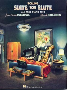 BOLLING C. SUITE FOR JAZZ AND JAZZ PIANO TRIO FLUTE