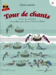 JOLLET J.C. TOUR DE CHANTS VOL 6