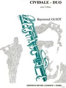 GUIOT R. CIVIDALE - DUO FLUTES