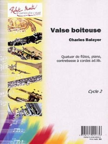 BALAYER C. VALSE BOITEUSE FLUTES