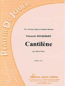 BOCQUELET F. CANTILENE ALTO