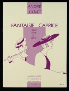 JOLIVET A. FANTAISIE CAPRICE FLUTE