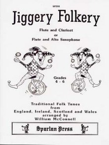 JIGGERY FOLKERY FLEXIBLE FOLK DUETS