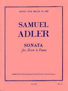 ADLER S. SONATA COR