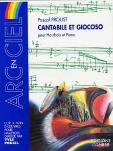 PROUST P. CANTABILE ET GIOCOSO HAUTBOIS